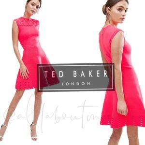 New w/ Tags Ted Baker London Zaralia Skater Dress